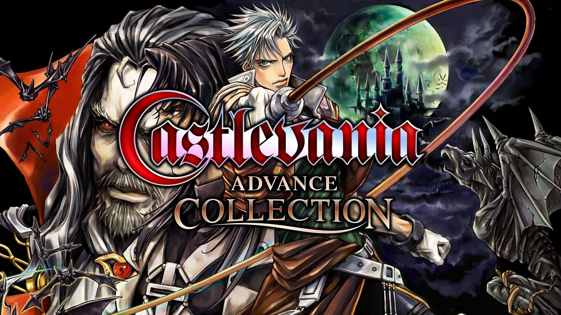 Video For Four Beloved Castlevania Games Available Now on Xbox