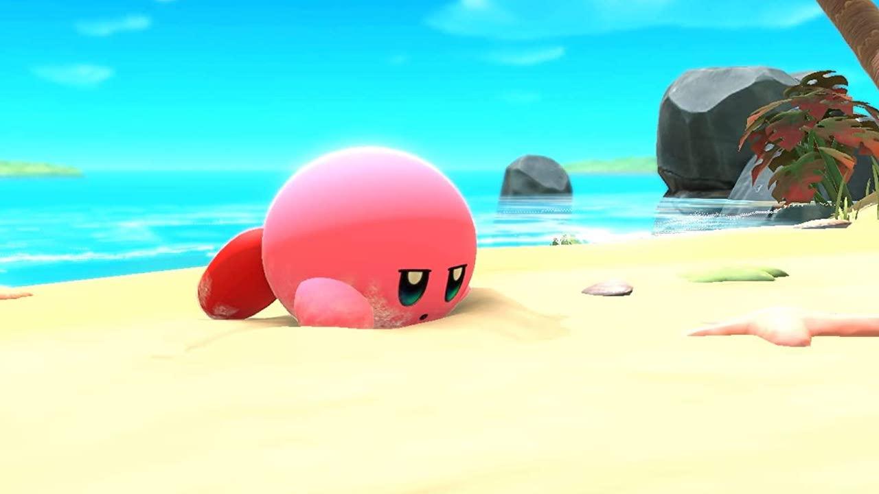 Kirby et le pays oublié est en précommande