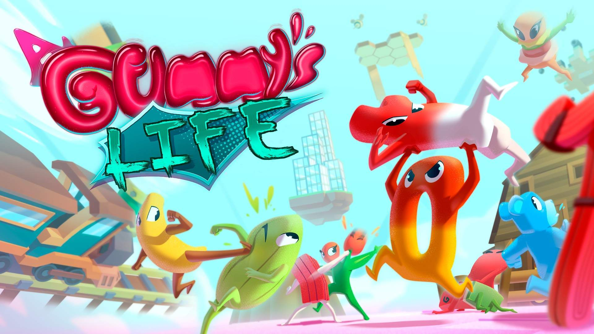 Video For Multiplayer Party Game A Gummy's Life is Available Now for Xbox One and Xbox Series X