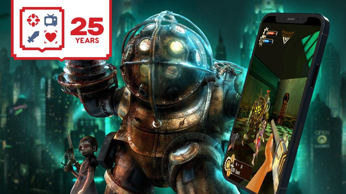 2K Wanted BioShock sur les téléphones, voici comment une équipe de développeurs l'a réussi