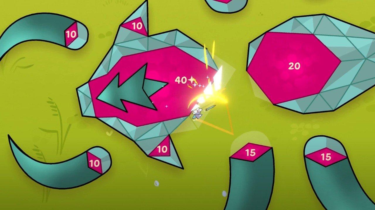 Beast Breaker apporte son mélange d'action mignonne de rebond de souris pour bientôt changer