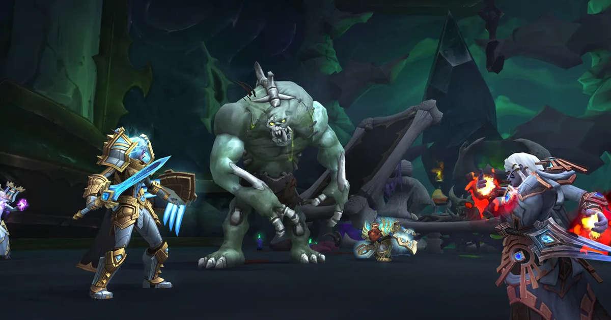 Blizzard envisage de supprimer le « plafond AoE » de World of Warcraft