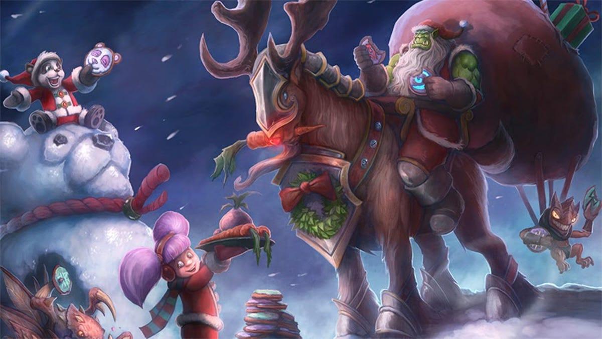Blizzard renomme les réalisations de WoW en mentionnant des houes, des sacs géants