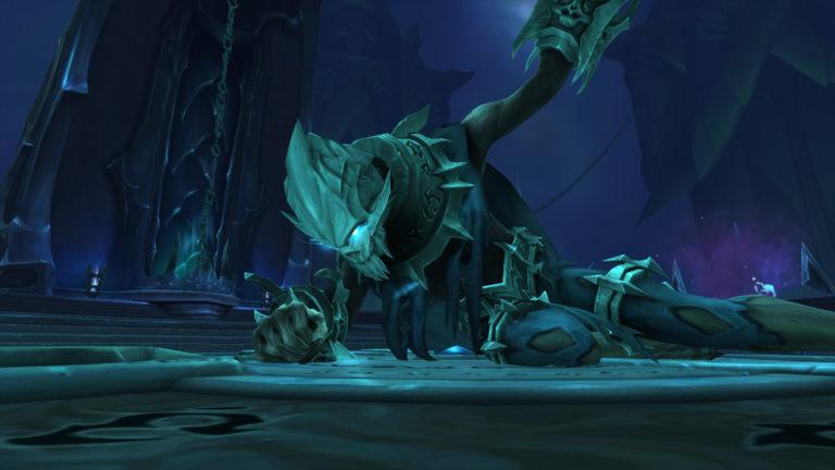 Blizzard va introduire un système de mise au rebut légendaire dans le patch 9.1.5 de World of Warcraft