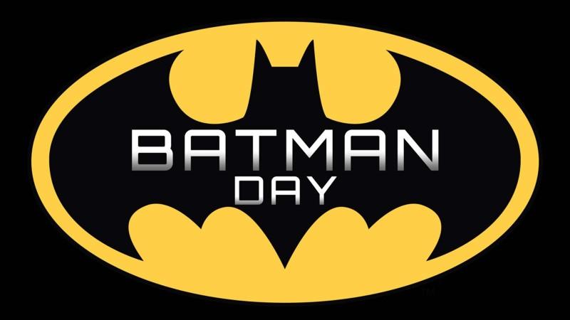 Célébrez le Caped Crusader le jour de Batman ce samedi
