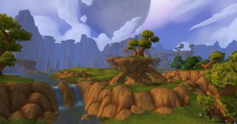 Classement de chaque zone dans World of Warcraft : TBC Classic