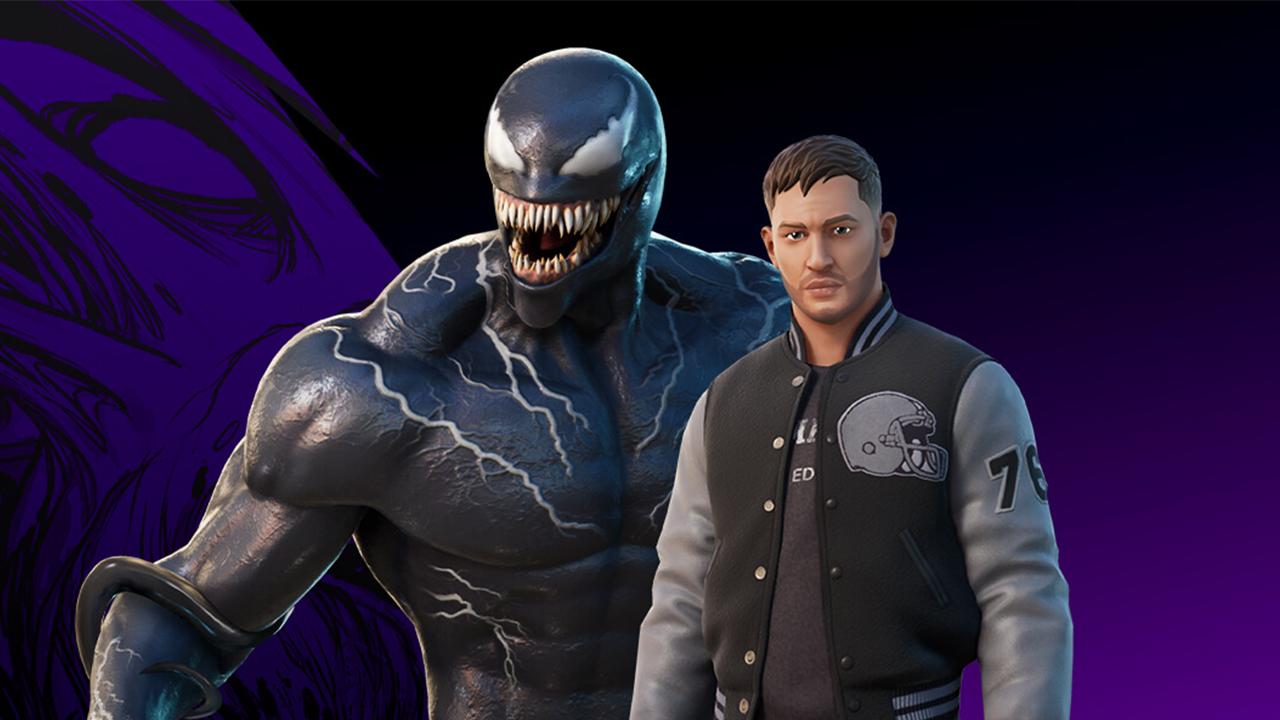Fortnite ajoute Venom: Let There Be Carnage et Tom Hardy-Inspired Venom et Eddie Brock Outfit
