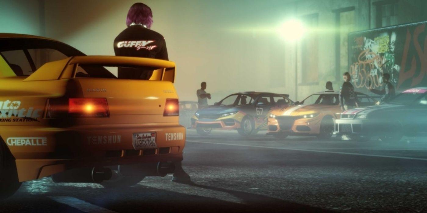 GTA Online Racer recrée accidentellement la cascade emblématique 2 Fast 2 Furious