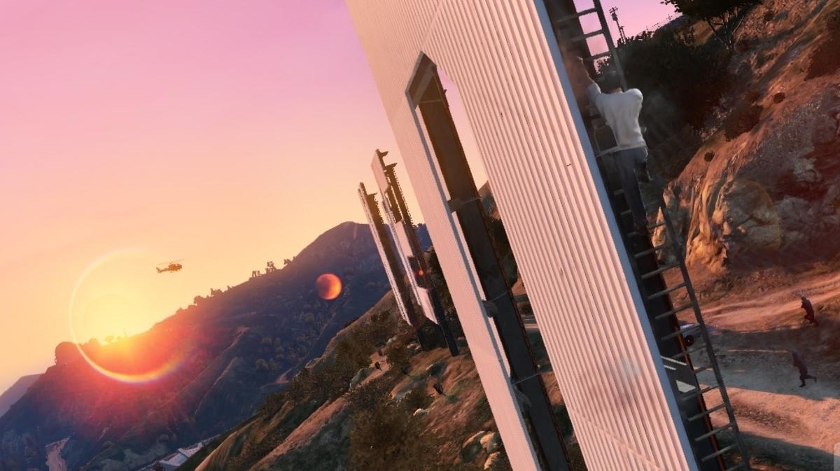 Grand Theft Auto 5 pour PS5, Xbox Series X/S repoussé à mars 2022 • Eurogamer.net