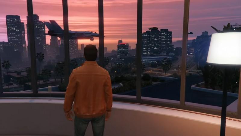 Grand Theft Auto V arrive maintenant sur PlayStation 5 printemps 2022