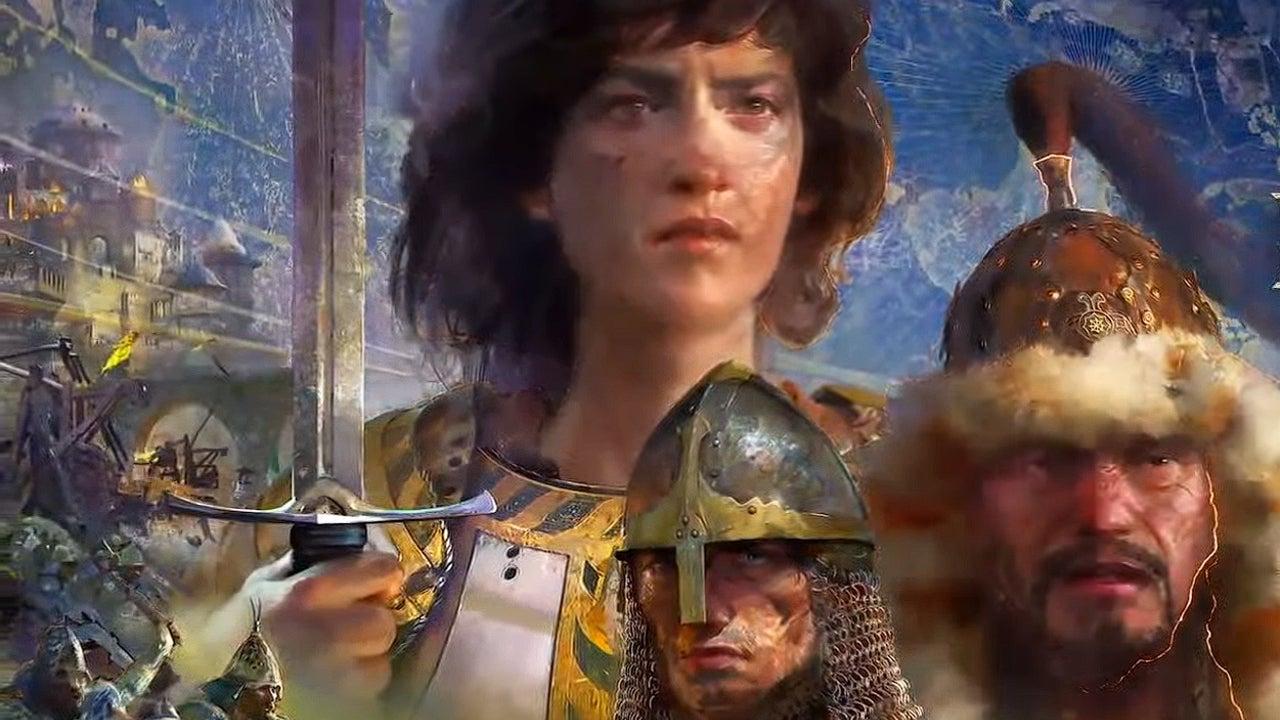 Jouez à Age of Empires 4 au début d'un test de résistance technique aujourd'hui