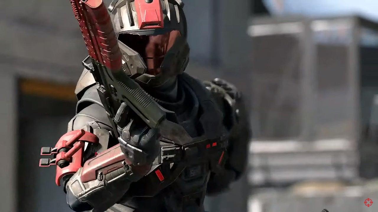 La grande bataille d'équipe de Halo Infinite a une zone cool qui est aussi une référence sournoise de destin