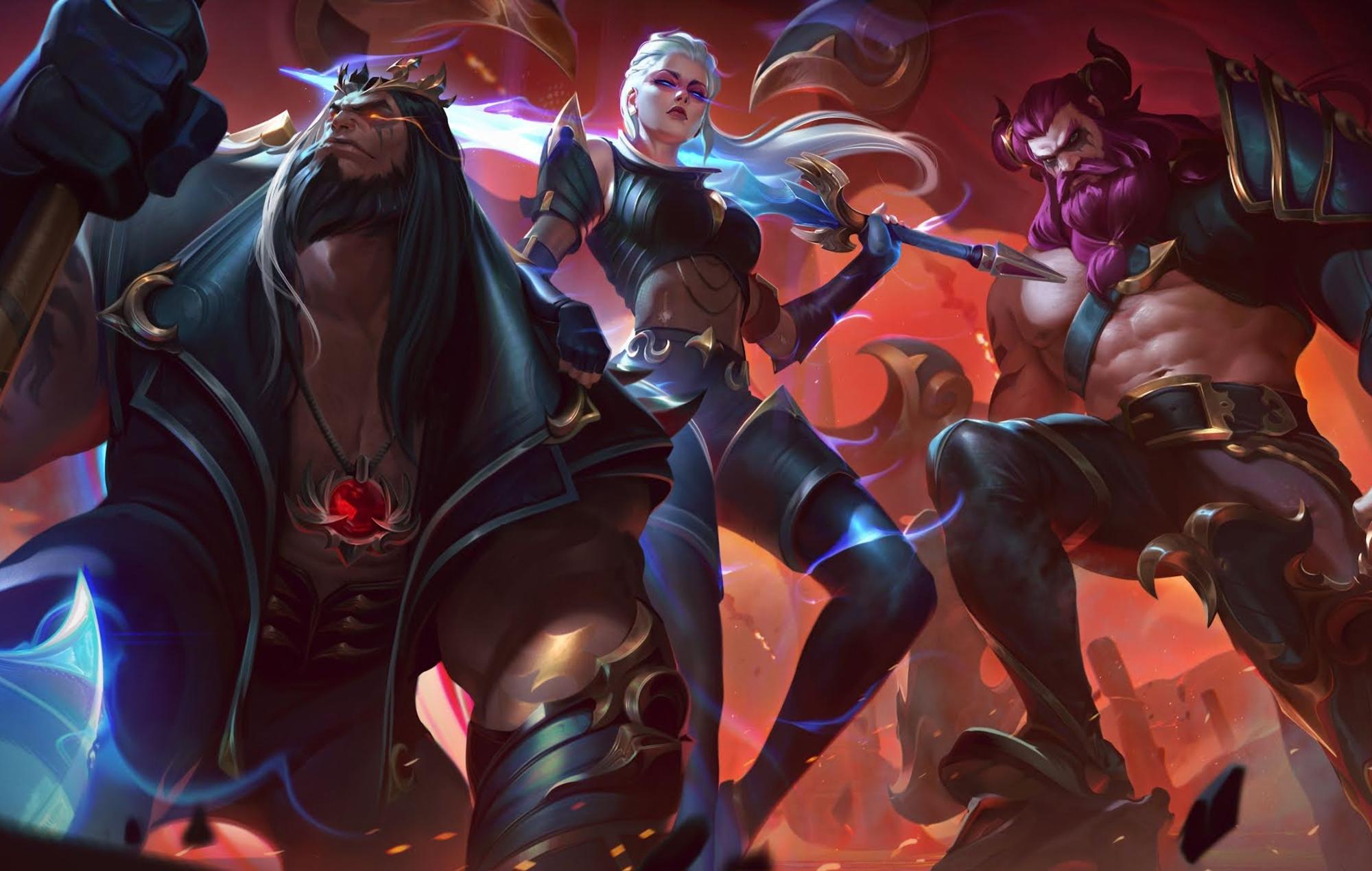 Le groupe Pentakill 'League Of Legends' organisera un concert virtuel interactif