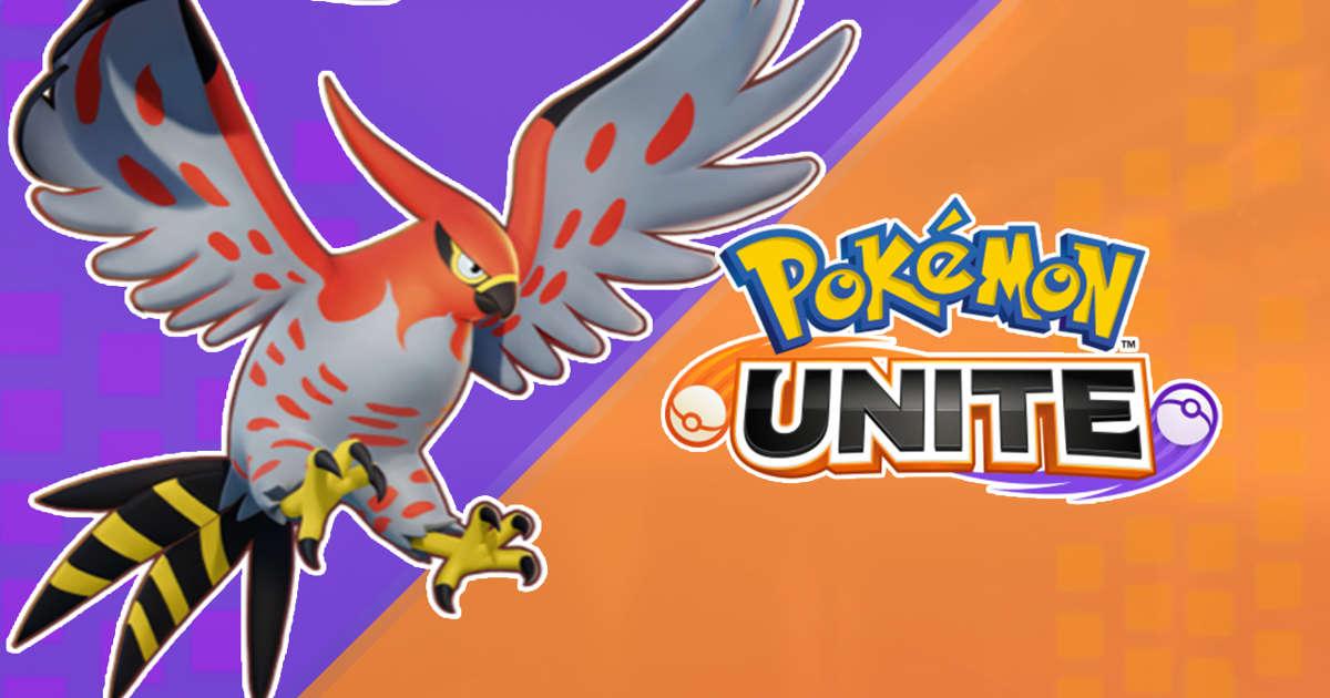 Le joueur Pokémon UNITE gagne d'un point grâce au jeu de dernière seconde Talonflame