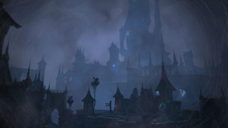 Le patch 9.1.5 de WoW donnera aux joueurs la possibilité de voler comme un fantôme