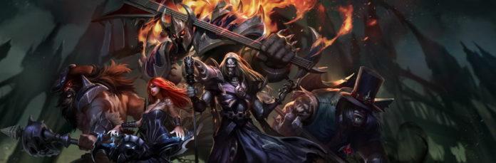 League of Legends annonce un concert virtuel pour le groupe Pentakill et présente son nouveau héros Vex