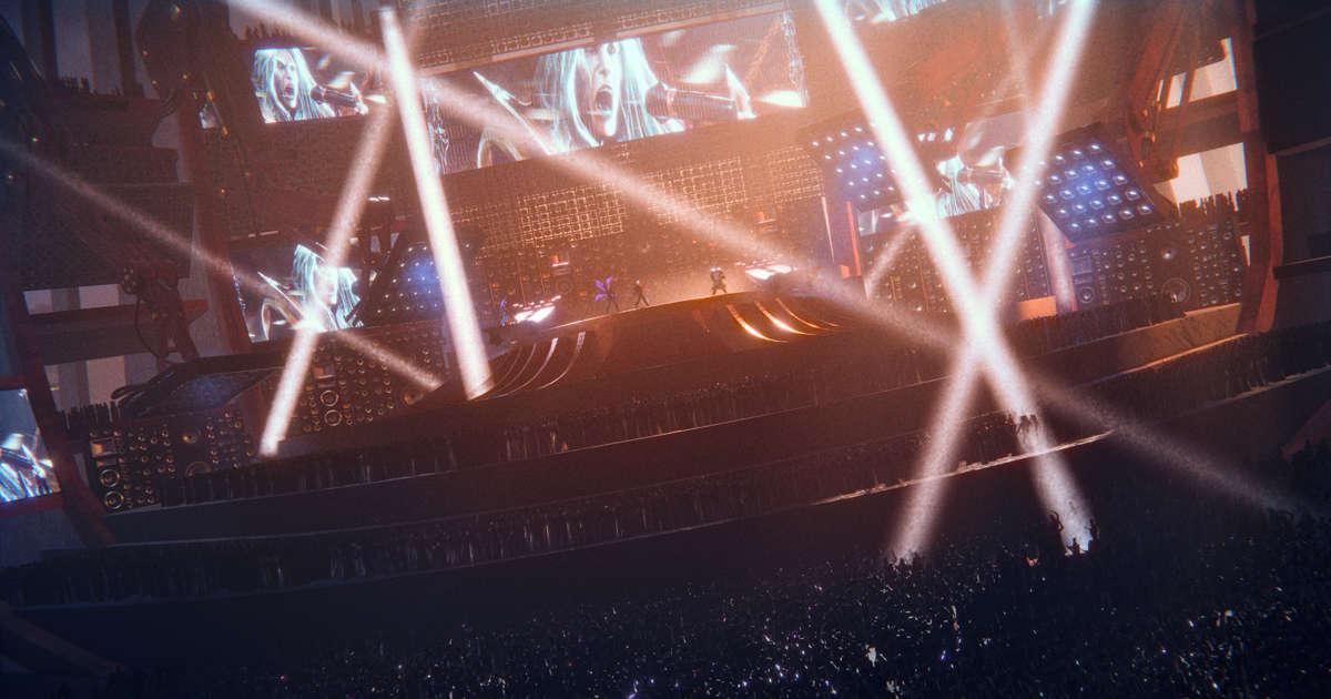 League of Legends obtient un concert de heavy metal interactif virtuel