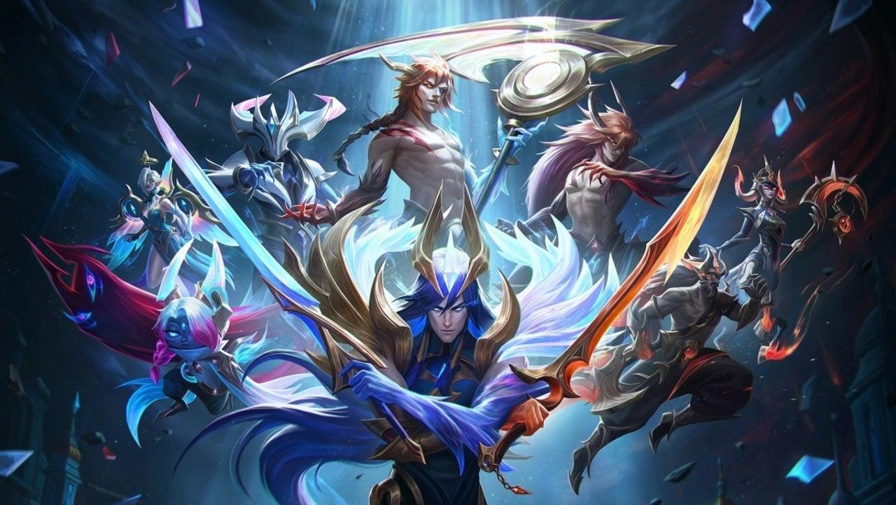 League of Legends révèle de nouveaux skins Nightbringer et Dawnbringer