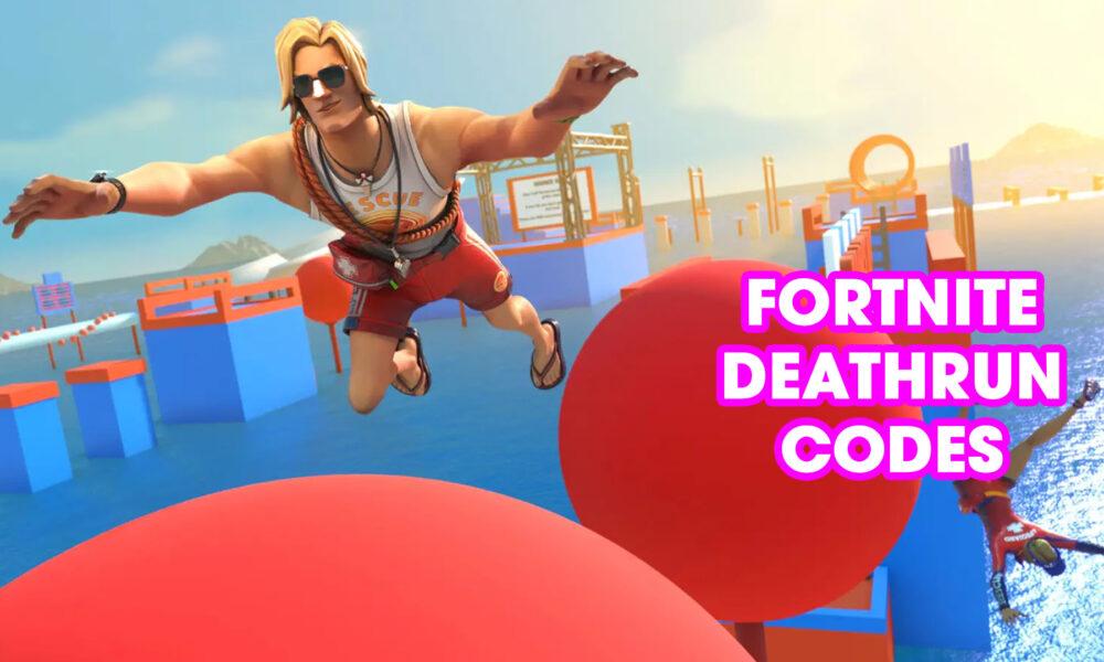 Best Fortnite Deathrun codes for Creative mode sept 2021