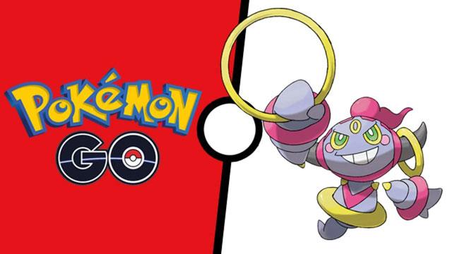 pokemon go hoopa release date & time