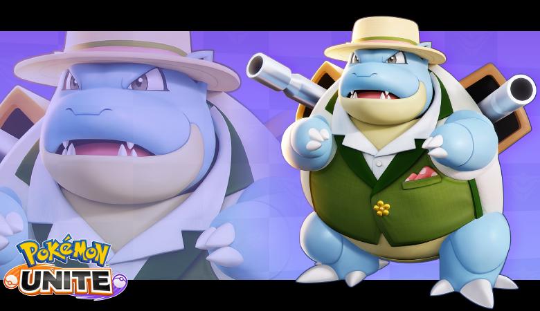 Pokémon UNISSEZ-VOUS |  Apprenez tout sur Blastoise, le nouveau Pokémon du jeu – The Clare People