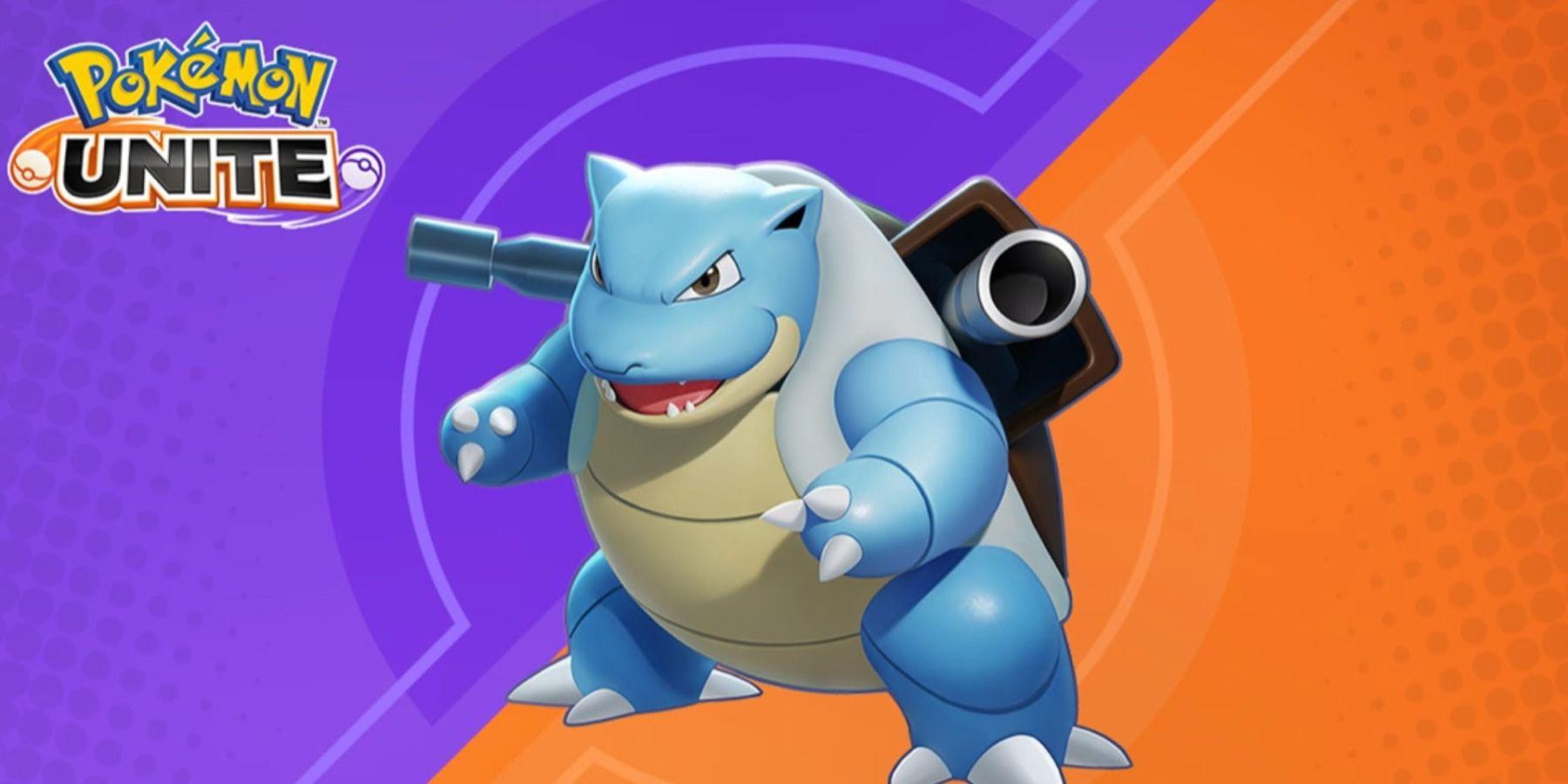 Pokemon Unite Blastoise Glitch ruine les matchs classés