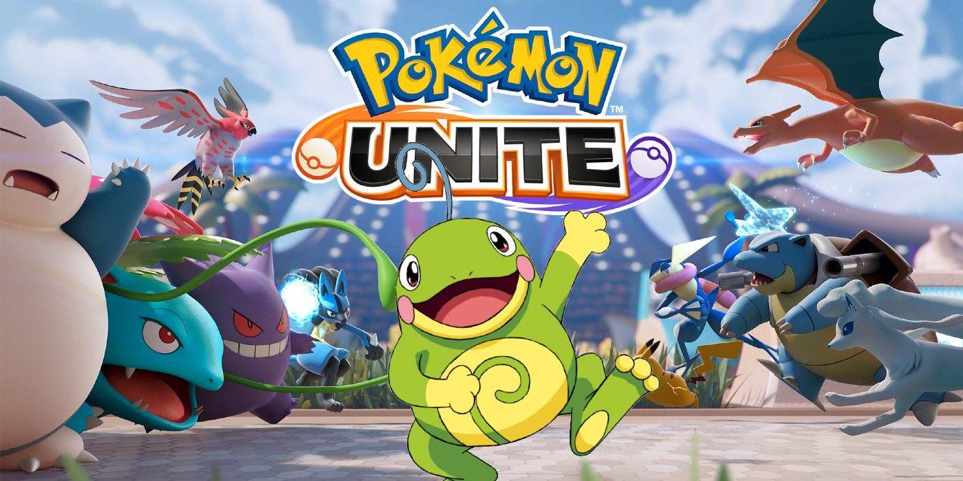 Pokémon Unite Fan Designs Politoed avec des mouvements et des évolutions