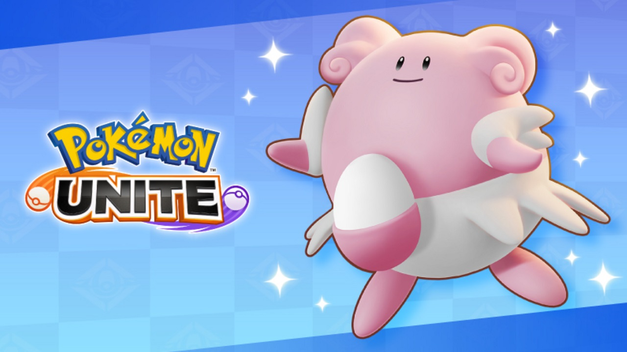Pokemon Unite Version 1.1.1.8 patch notes buff Blissey & Safeguard
