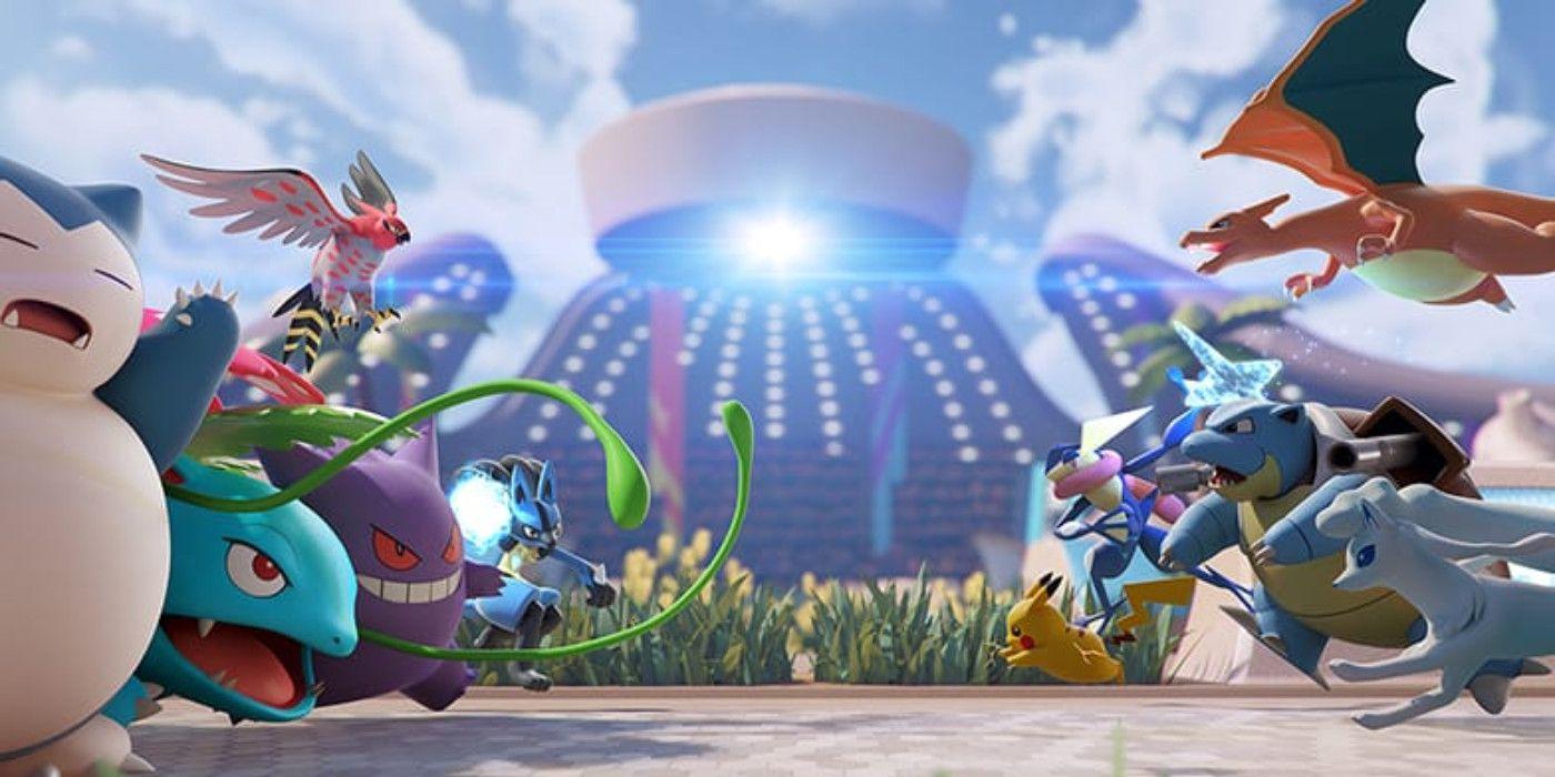 Pokémon Unite annonce son premier tournoi officiel
