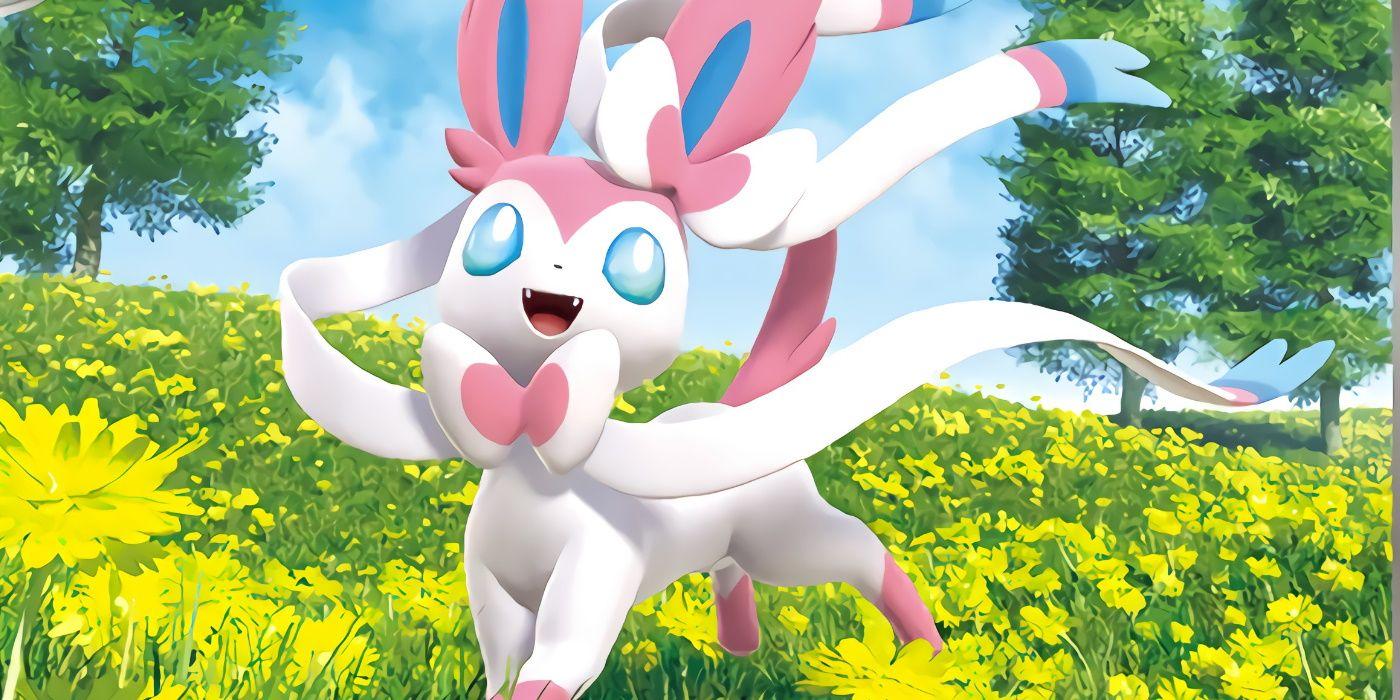 Quelle est la date de sortie de Pokemon Unite Sylveon ?