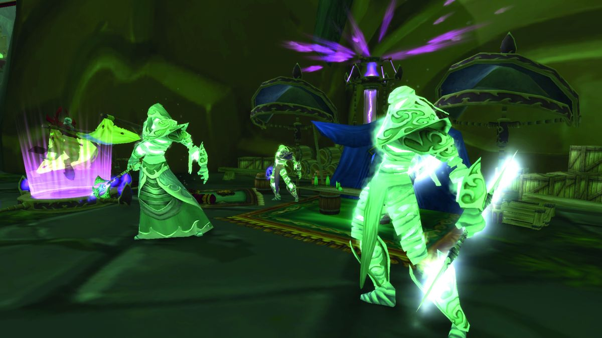 Revisiter l'histoire scandaleuse de World of Warcraft : The Burning Crusade