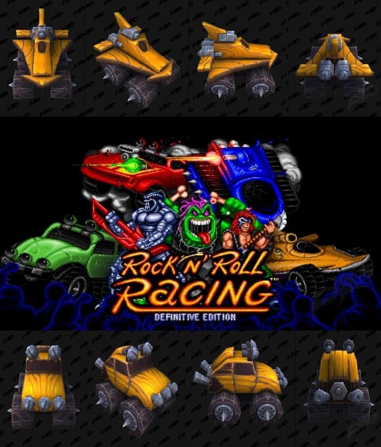 Rock n' Roll Racing Racing arrive sur Warcraft dans la mise à jour 9.1.5