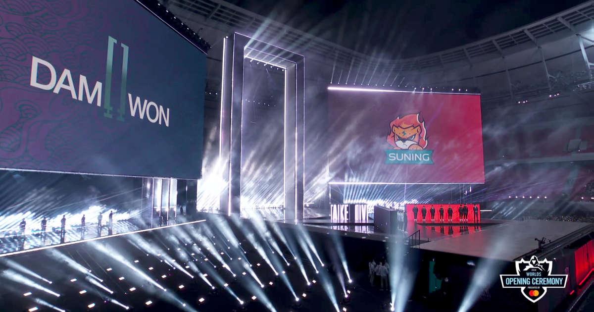 Selon les rumeurs, l'Islande accueillerait la série de championnats du monde League of Legends 2021