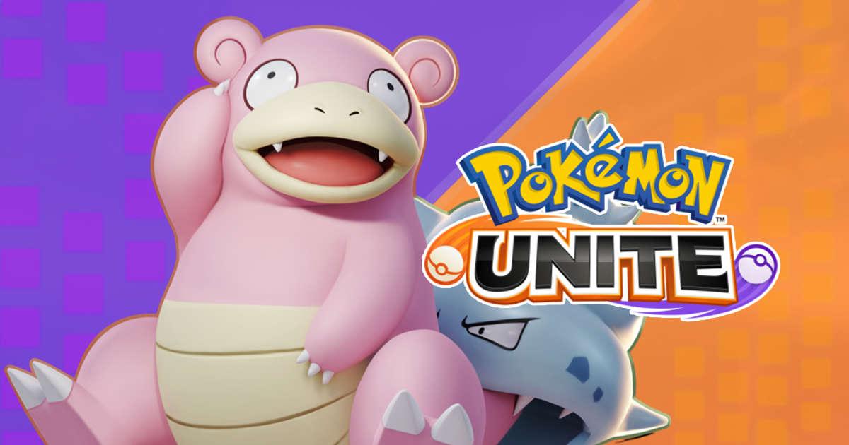 Slowbro reçoit un nouveau Holowear dans la dernière mise à jour de Pokemon UNITE
