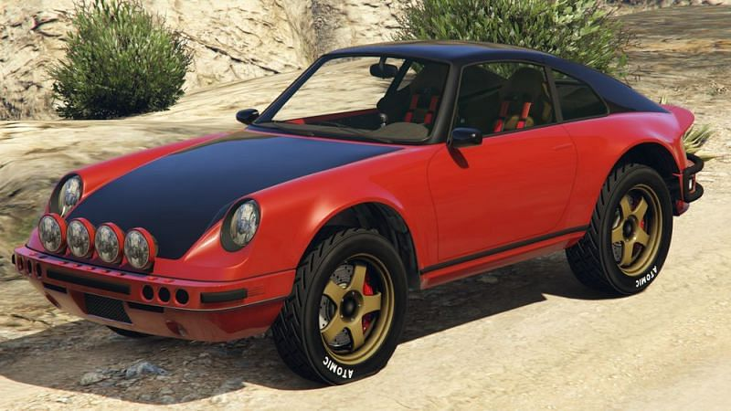 GTA Online features a number of great cars (Image via GTA Wiki)