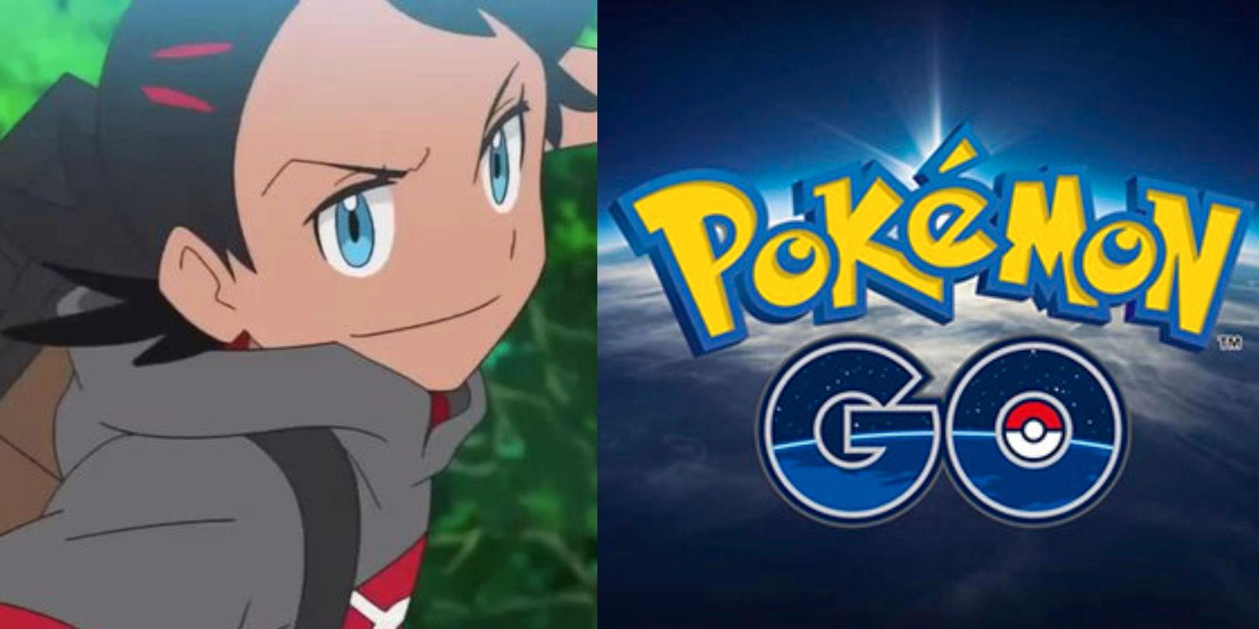 Toutes les façons dont Goh représente Pokémon Go