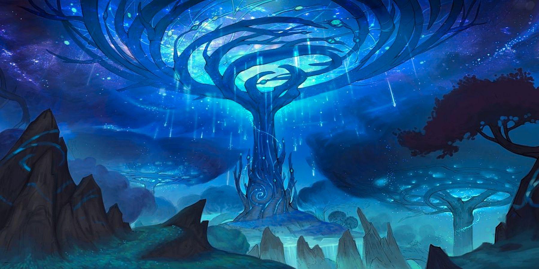 World of Warcraft relève la casquette d'anima