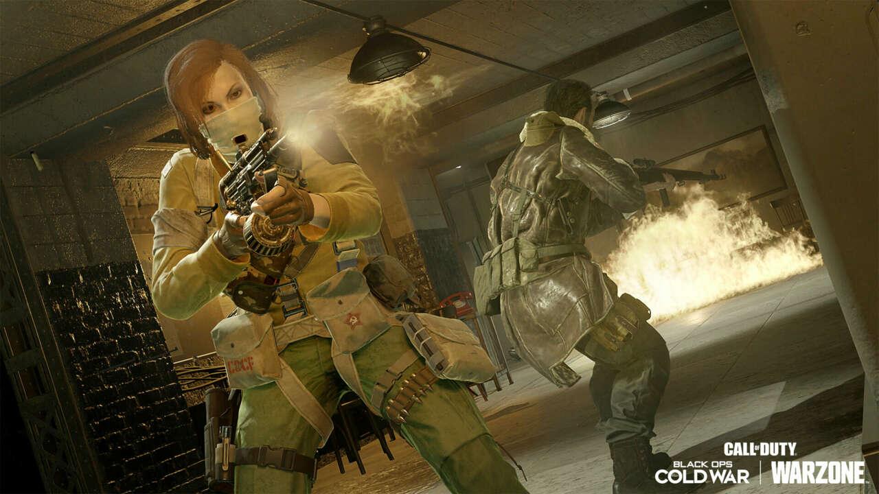 Comment débloquer des armes et des cosmétiques Vanguard dans Call Of Duty: Warzone