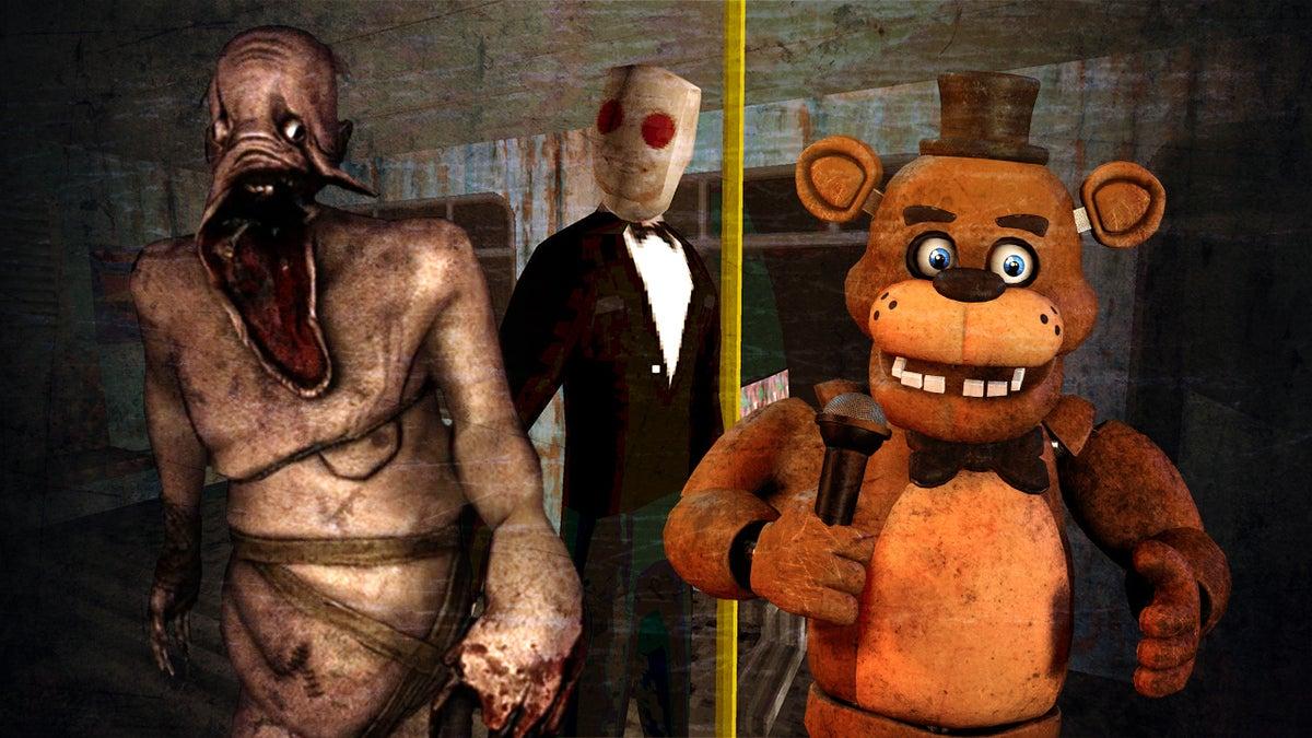 Les 12 meilleurs jeux d'horreur sur PC