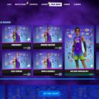 Contenu de la boutique d'objets Fortnite aujourd'hui - 21 octobre 2021: retour des skins NBA, débuts du trophée NBA