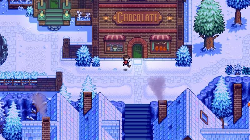Le nouveau jeu de Stardew Valley Creator consiste à faire du chocolat avec des fantômes