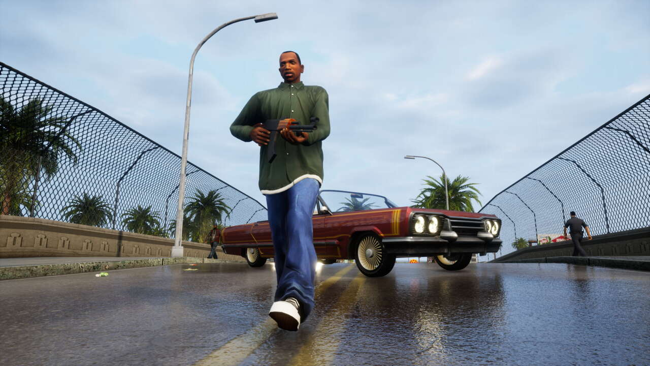 GTA: San Andreas arrive sur Xbox Game Pass, GTA 3 sur PlayStation maintenant