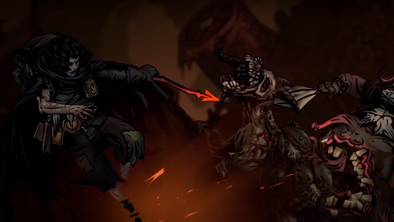 Le style visuel de Darkest Dungeon 2 mis à jour avec des graphiques 3D