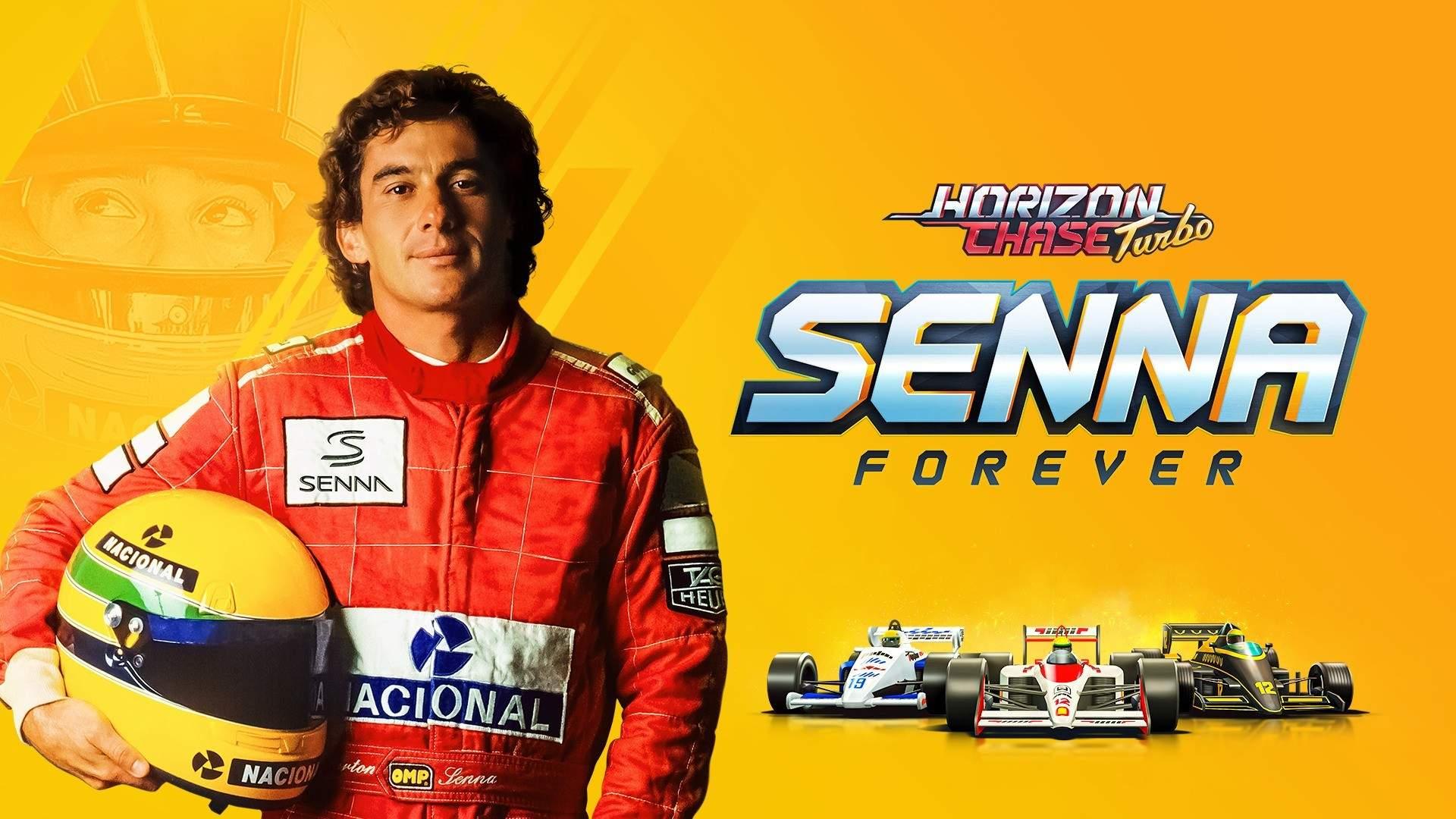 Horizon Chase Turbo - Senna Forever