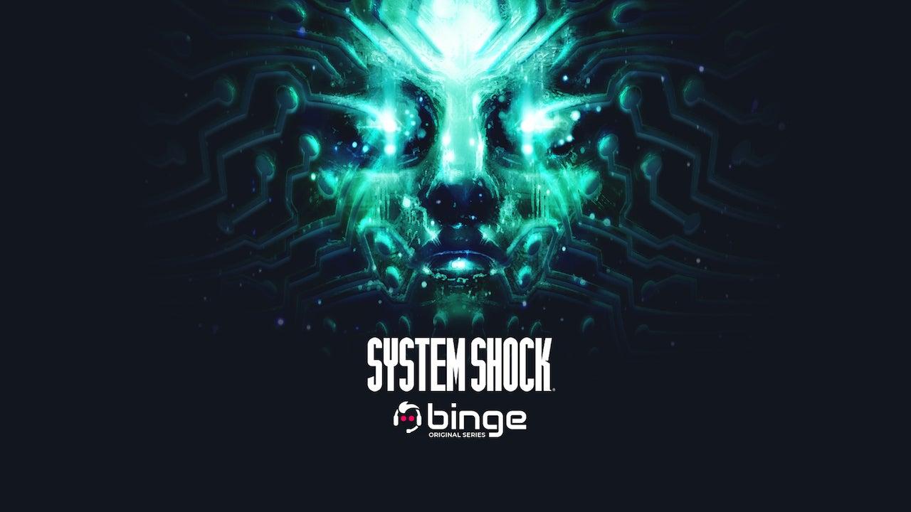 Série télévisée en direct System Shock en préparation